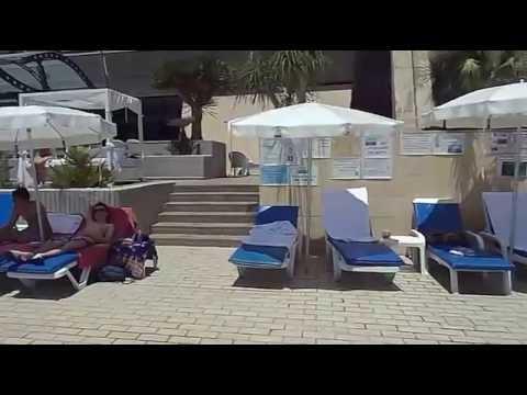 Palm Beach Hotel 4* (Палм Бич Отель) ЛАРНАКА - ОБЗОР