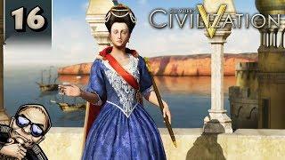 Civilization 5 - Portugal Archipelago - Part 16