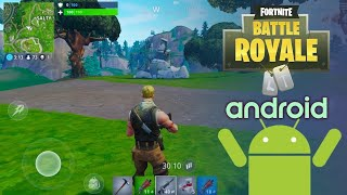 [500MBx8] Download Fortnite For Android Download Link | Download Fortnite Highly Compressed In Parts