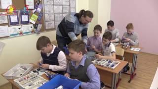 Робототехника в основной школе с помощью образовательных решений Lego Education