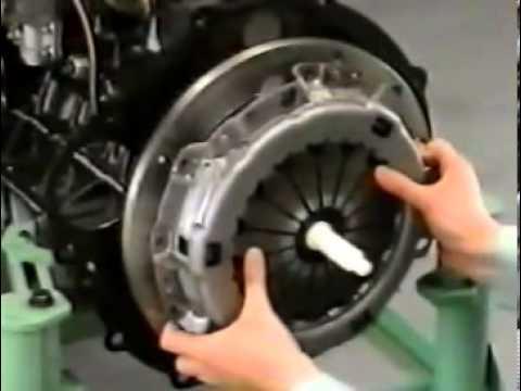 Toyota- Сцепление и МКПП.avi
