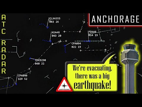 *PART 2* Major Earthquake strikes Anchorage, Alaska | RADAR SCREEN