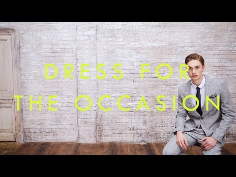 Dress For The Occasion: Wedding, Races, Prom, Summer Party | River Island Man