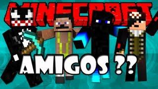 Minecraft: Venom e os Aventureiros - Multiplayer #8 - O Grande Encontro XD