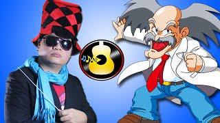 """Mega Man 1 """"Dr. Wily Stage 1-2"""" - Mini Mario Orchestra"""