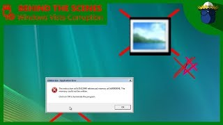 [Original] How to Coŗrupt Any Versions of Windows (old)