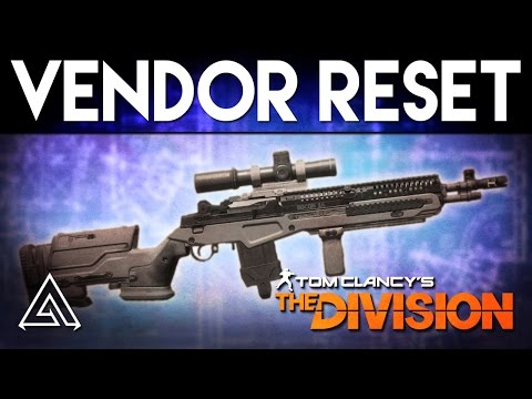 The Division New Blueprint - First Wave M1A & X-45 | Weekly Reset July 23rd
