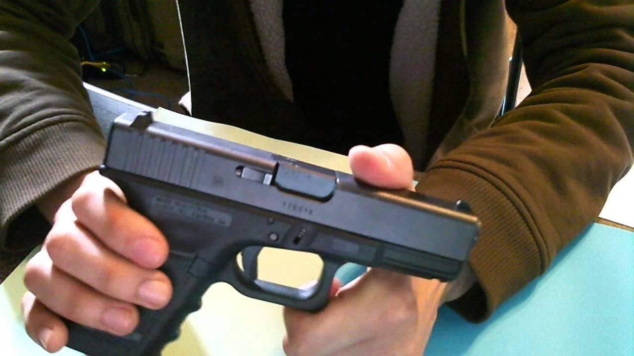 Contemporáneo Glock 23 Marco Elaboración - Ideas Personalizadas de ...