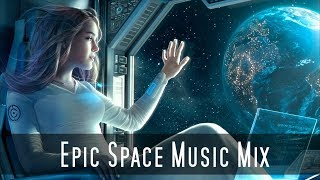 Epic Space Music Mix Most Beautiful Emotional Music SG