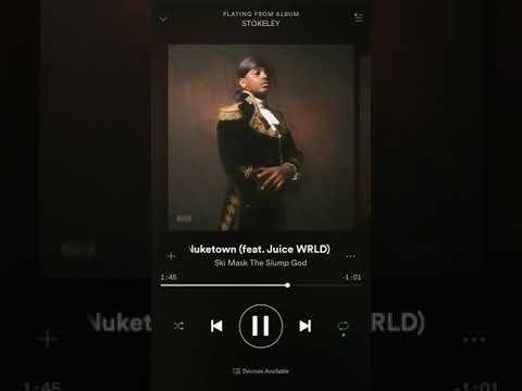 """Juice Wrld Verse On """"nuketown"""""""