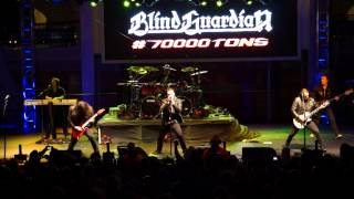 Blind Guardian- 70000 Tons of Metal 2015 -Traveler in Time