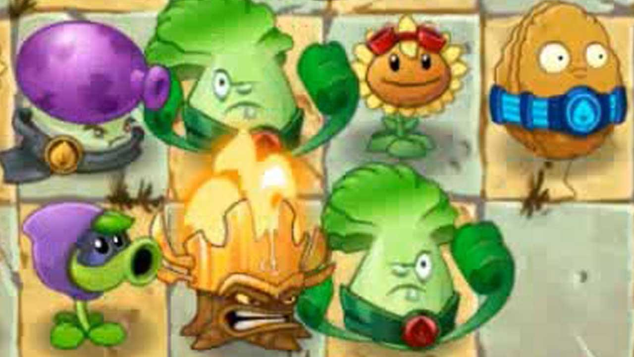 how to play pinata party pvz