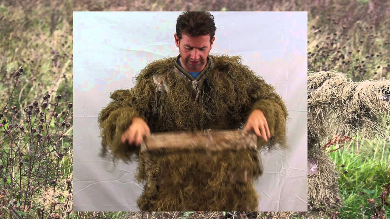 how to make a ghillie suit usmc