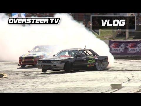 Oversteer TV // VLOG 003: D1NZ Drifting R1 Wellington 2018