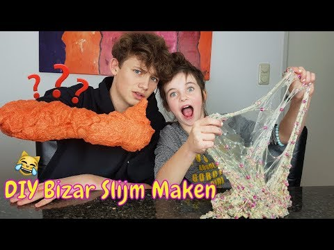 DIY - Super Maffe Slijm Maken met Hugo - Bibi (Nederlands)
