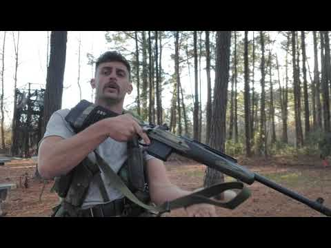 Ruger Gunsite Scout Rifle Rapid Fire