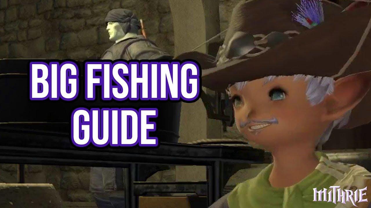 Big fish guide ffxiv