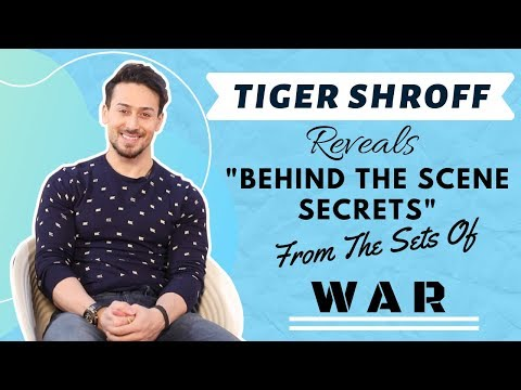 Tiger Shroff Reveals All The Secrets From The Sets Of War   Hrithik Roshan, Vaani Kapoor l Exclusive Mp3