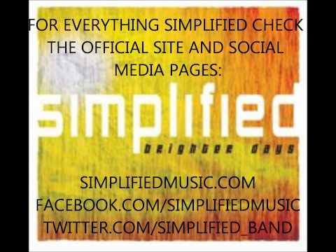"Simplified - ""My Life"""