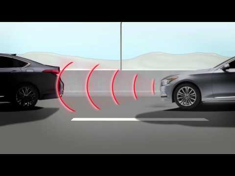 2016 Hyundai Genesis Smart Cruise Control