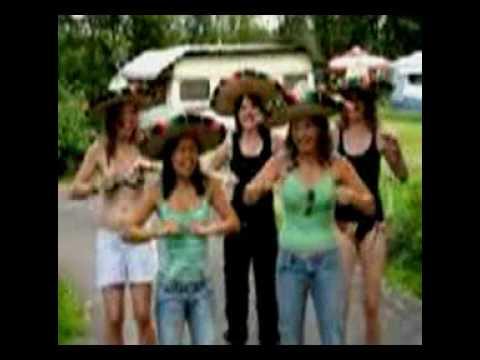 Chicken dance Music video