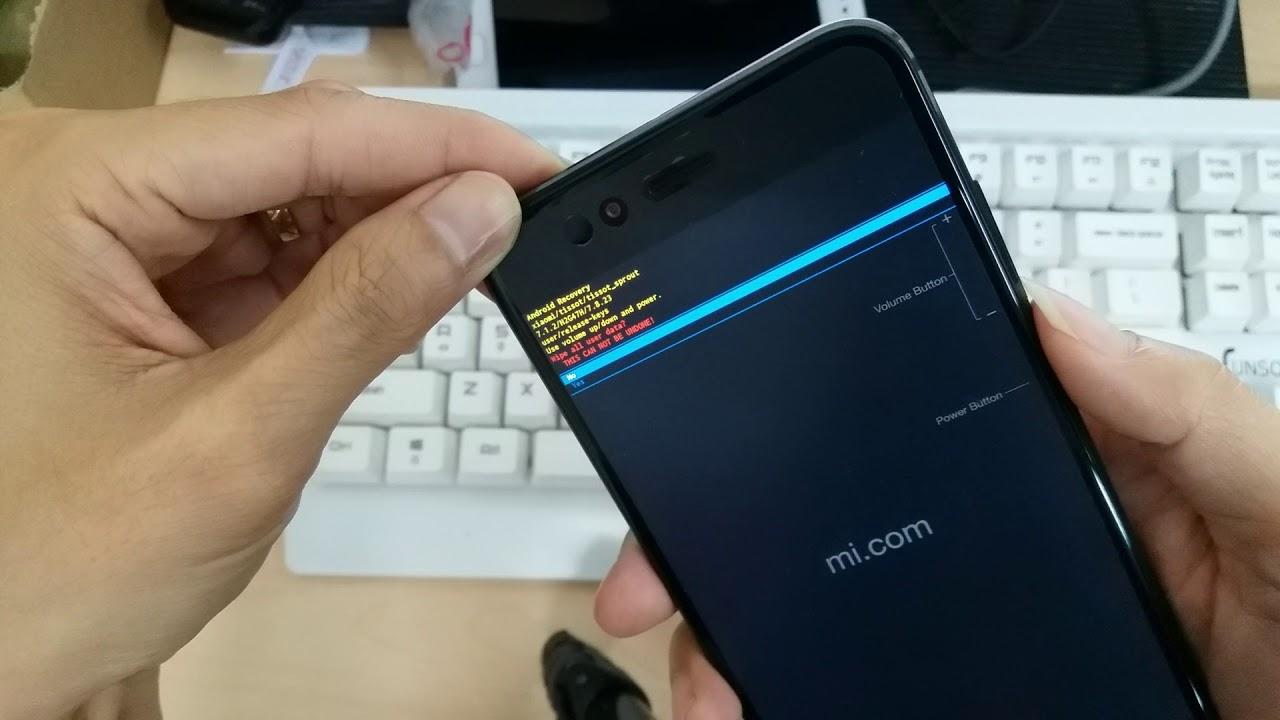 Hard Reset Xiaomi Mi A1 Youtube Lcd Touchscreen 5x Mia1 Mi5x Original