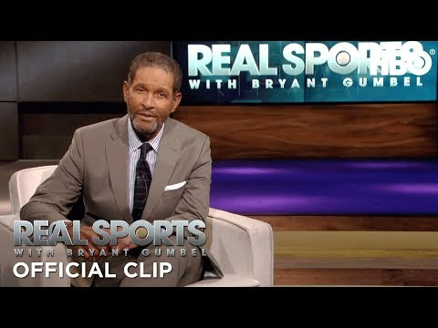 Commentary: Trump's Comments Drive Athletes to Unify  Real Sports w Bryant Gumbel  HBO