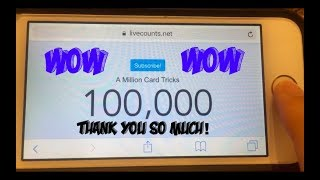 Setup Video: 100k Subscribers Special!