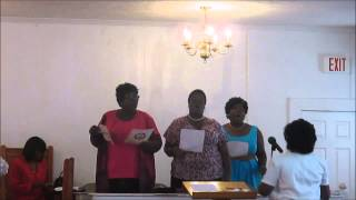 "Spirit of Praise Mass Choir:  ""All Day Long I"