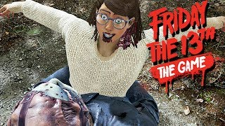 Friday The 13th The Game Gameplay German - Kreis braucht Ritalin