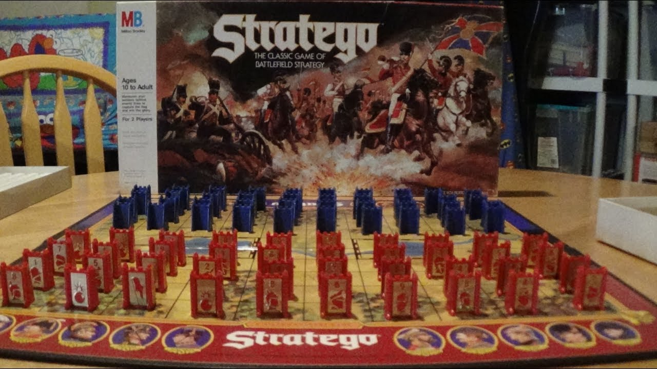 Stratego Brettspiel
