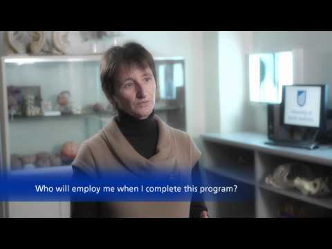 Physiotherapy overview - University of South Australia