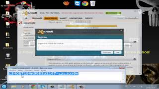 Como registrar o Avast free 8.0 Ate 2038 Funcionando 2013