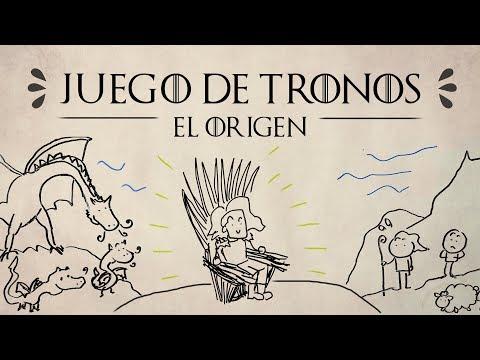 El Origen de Juego de Tronos | CANCIÓN Parodia | Destripando la Historia