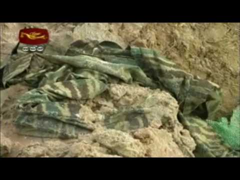 Troops Capture Sinna Paranthan. Wanni Operation 24 th December 2008