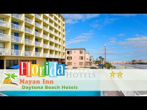 Mayan Inn - Daytona Beach - Daytona Beach Hotels, Florida