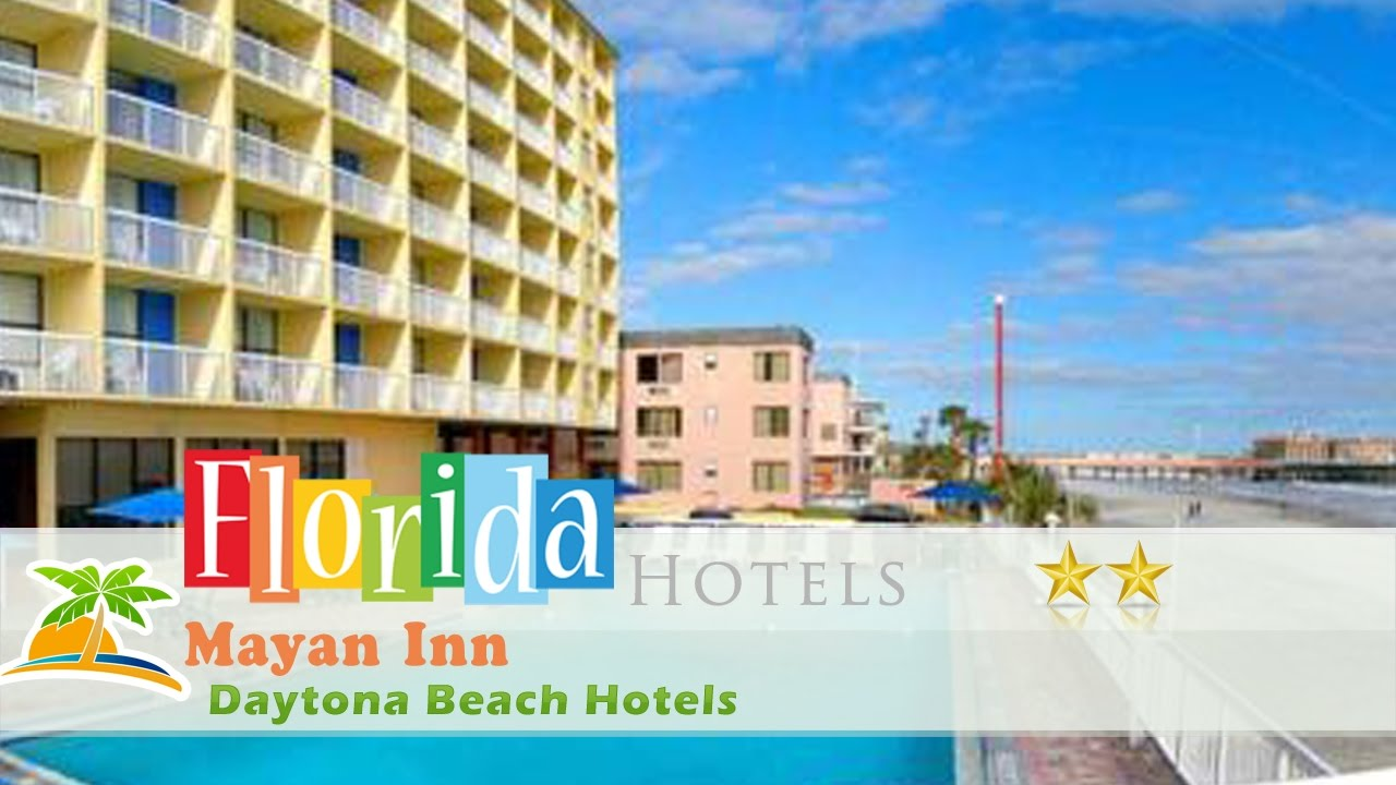 Mayan Inn Daytona Beach Hotels Florida