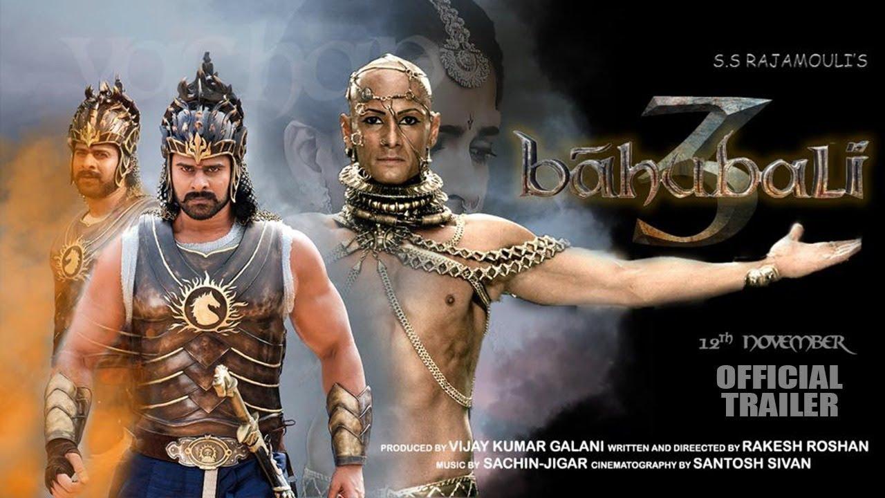 Download Baahubali 3-The Return of Amarendra Bahubali | Official Trailer | 51Interesting facts| S.S RAJAMOULI