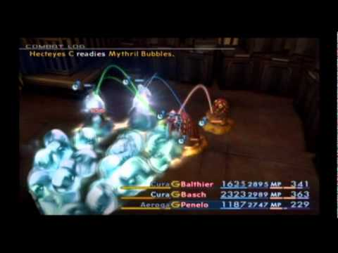 Final Fantasy XII Playthrough - Part 207, Draklor Laboratory (2/4), 68th & 66th Floors