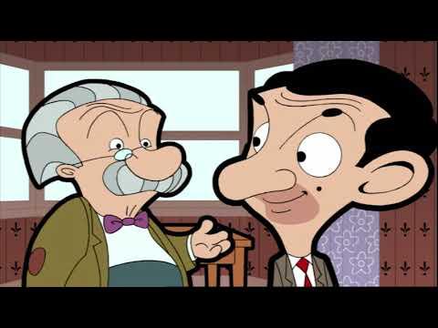 Money Talks | Funny Episodes | Mr Bean Cartoon World