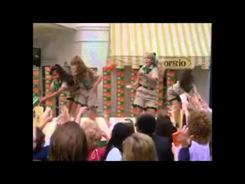 Troop Beverly Hills (1989) Cookie Song