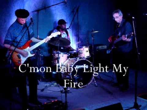 Cheers West End Jam - Rick Spyder - C'mon Baby Light My Fire
