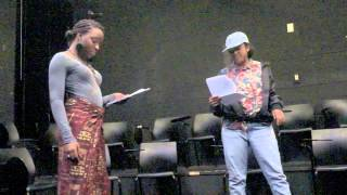2014 African Diaspora and the World Performance Presentation: Epic of Sundiata Satire