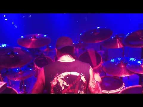 ANTHRAX w/Jason Bittner on drums