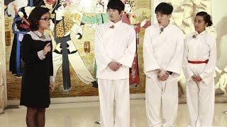 20150426 CCTV 叮咯咙咚呛第九集足本 Ding Ge Long Dong Qiang nineth episode