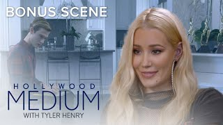 Tyler Henry Gives Iggy Azalea The Family Advice She Needed  Hollywood Medium  E