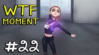 Funny WTF Moments Ep.22 Gameplay Identity V