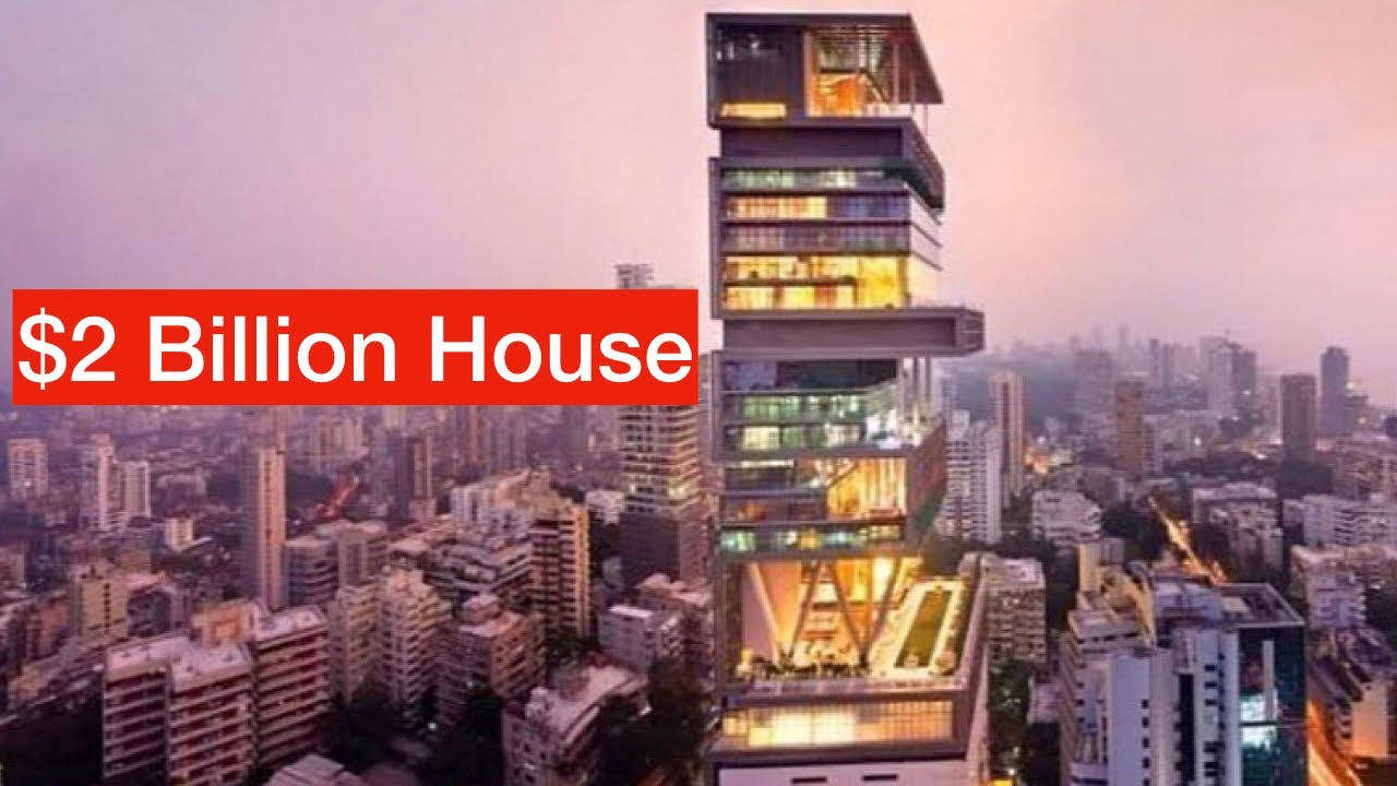 Most Expensive House In The World Only For The Richest | Luxury Lifestyles