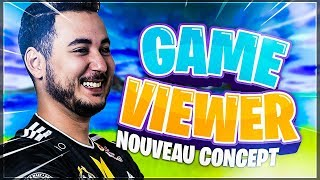 UN NOUVEAU CONCEPT DE GAME VIEWERS ?!