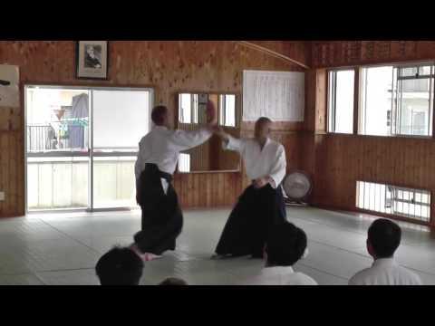 Nakao Sensei - Shihonage